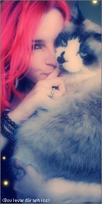 Garotas com gatos Sanstitre5-3