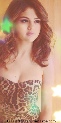 Selena Gomez Semttulo6-29