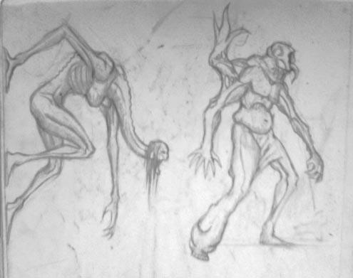 Official Game Concept Art InfectedandScreamer_zps08c06622