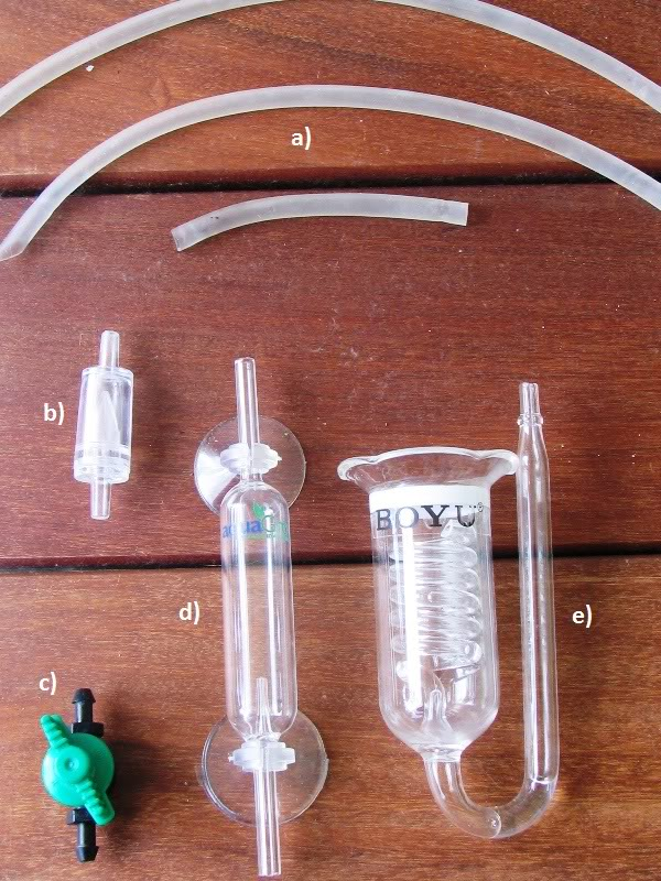 Sistema Caseiro de CO2 2geral_peas