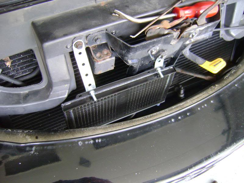 Write-Up: Transmission Cooler Install - Page 6 DSC05715