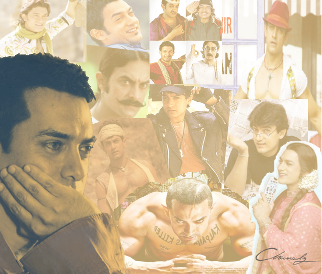 AAMIR KHAN Aamirfaces