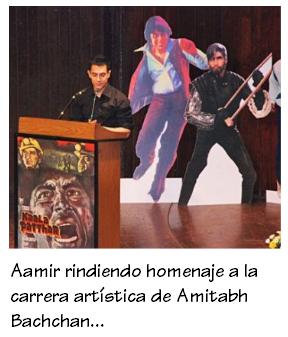 AAMIR KHAN Bachchan