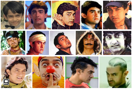AAMIR KHAN Star
