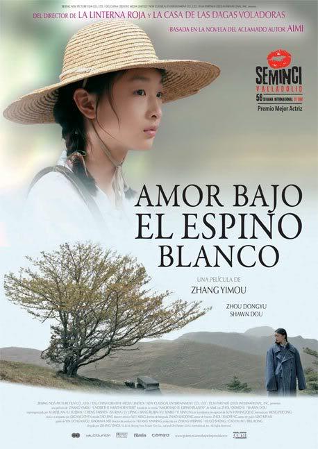 AMOR BAJO EL ESPINO BLANCO (China) Amor-bajo-el-espino-blanco-cartel1