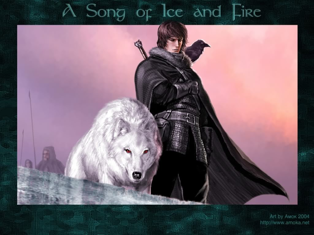 Game of Thrones (EEUU) Jonsnowiceandfire