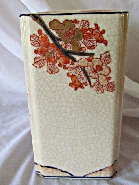 Japanese Pottery Vase For Flower Arrangments IMG_2284_zpsd42f8b0d