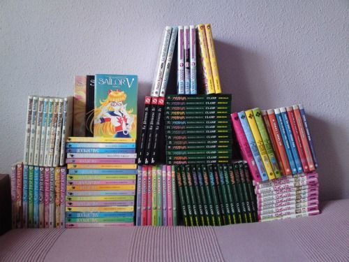 Yo colecciono, tú coleccionas - Página 7 Manga