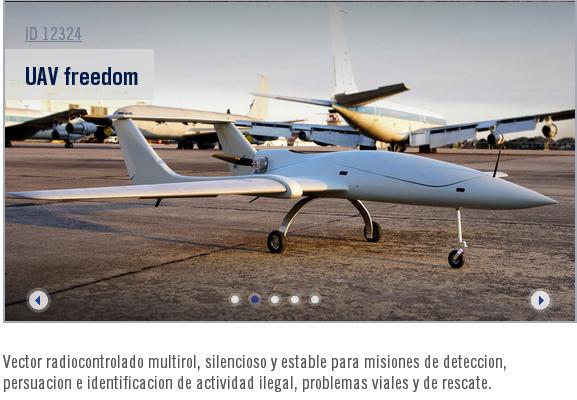 Del Donto P1 al Freedom: el drone argentino que compró el Gobierno de EEUU Freedomuav