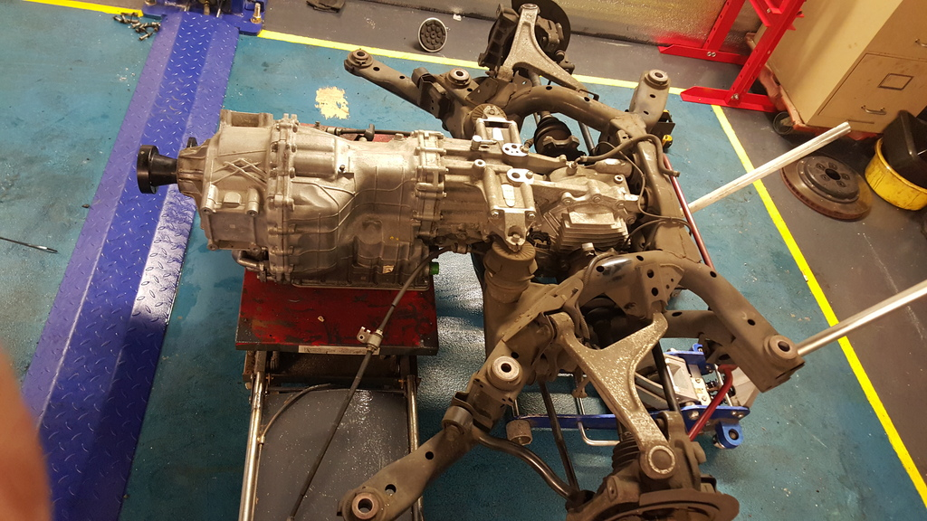 GTR35 gearbox issues again 20160212_133348_zpsutumazn5
