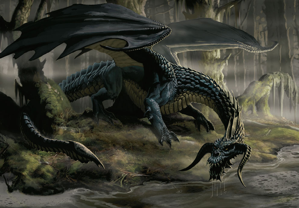 Dragones! 4e_black_dragon