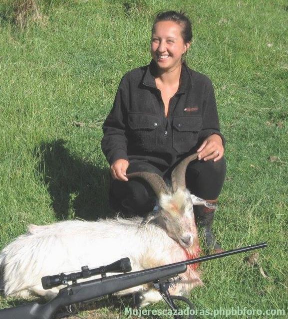 Cazadoras neozelandesas - Mujeres cazadoras de Nueva Zelanda JACKINZ_zpsfdarcjhy