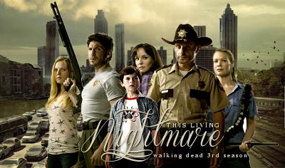 This Living Nightmare } Walking Dead // New Twdadvert