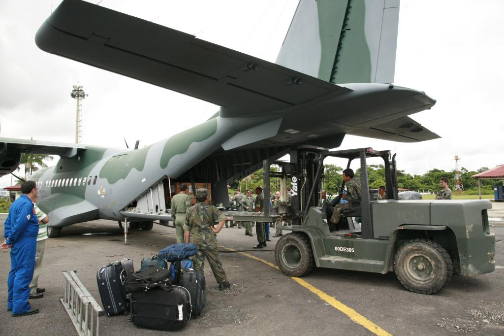 Alenia C-27J Spartan Fuerza Aérea Mexicana - Página 30 C295cob-1