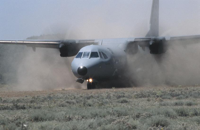 Alenia C-27J Spartan Fuerza Aérea Mexicana - Página 30 C295l-1