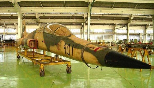 Northrop F-5E/F; El primer caza supersónico mexicano - Página 2 F5exjordania3vn4