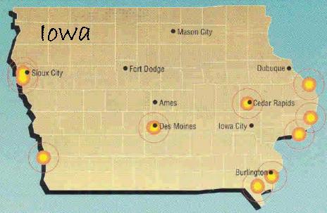 State of Iowa Iowa