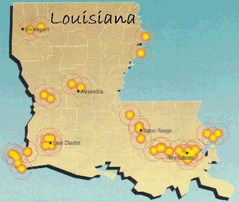 State of Louisiana Louisiana