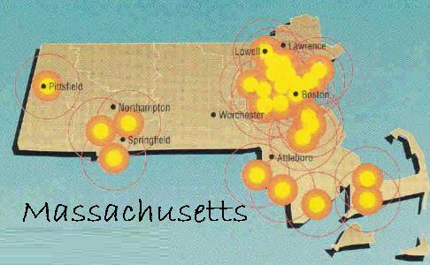 State of Massachusetts Massachusetts