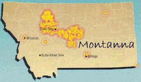 State of Montana Montanna