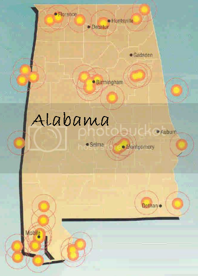 State of Alabama Alabama
