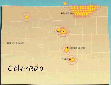 State of Colorado Colorado