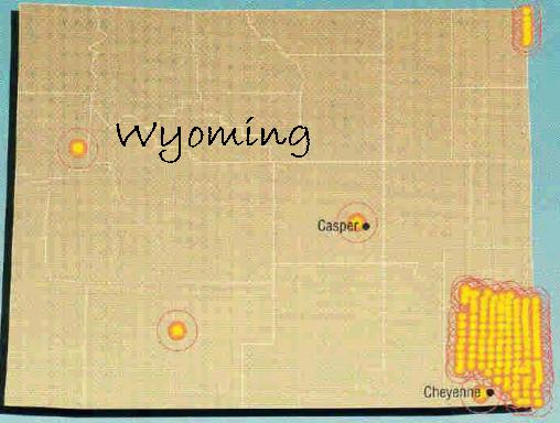 State of Wyoming Wyoming