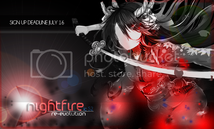 Nightfire IC S2 Registration now closed. Please go to nightfire IC S2 Re-evo-nightfire-ic-s2-sig