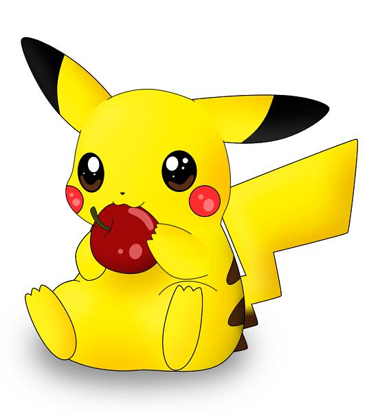 Anime! and manga. :D Pikachunibblingapple