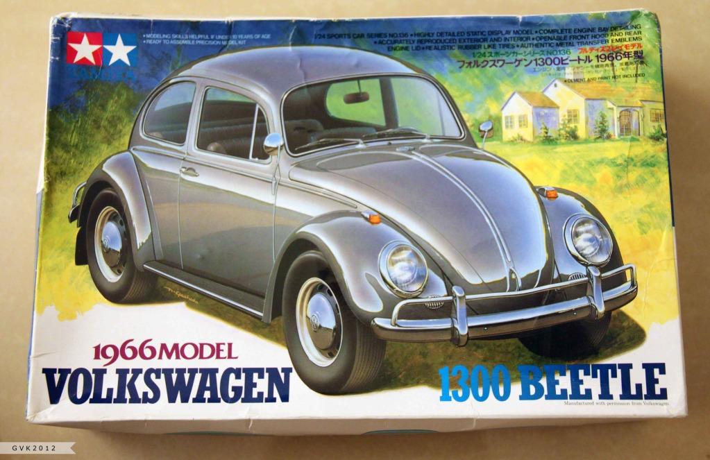 1966 Volkswagen Beetle 1300 Beetle1-1