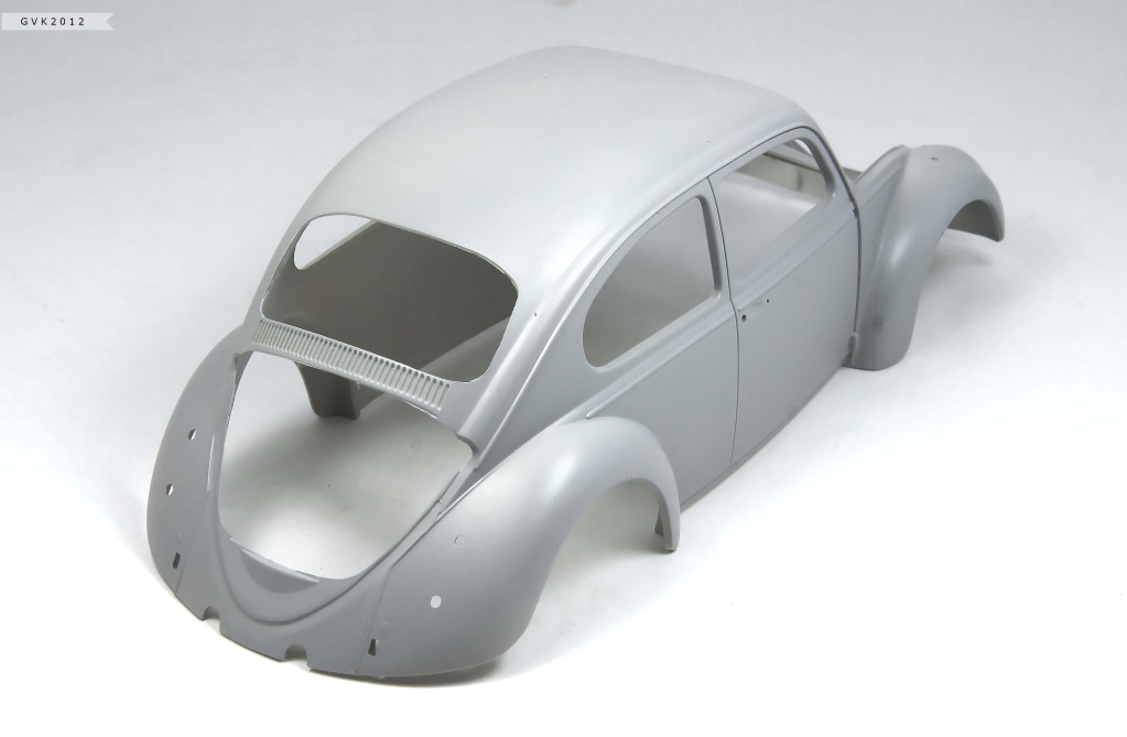 1966 Volkswagen Beetle 1300 Beetle17