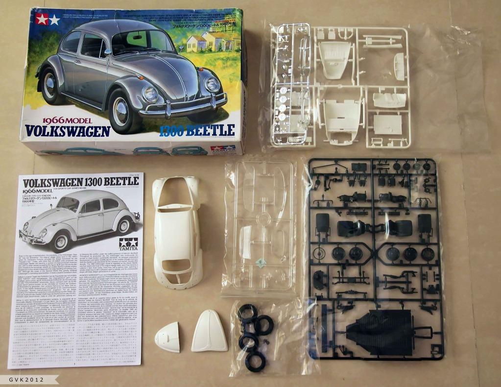 1966 Volkswagen Beetle 1300 Beetle2