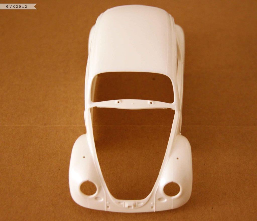 1966 Volkswagen Beetle 1300 Beetle3