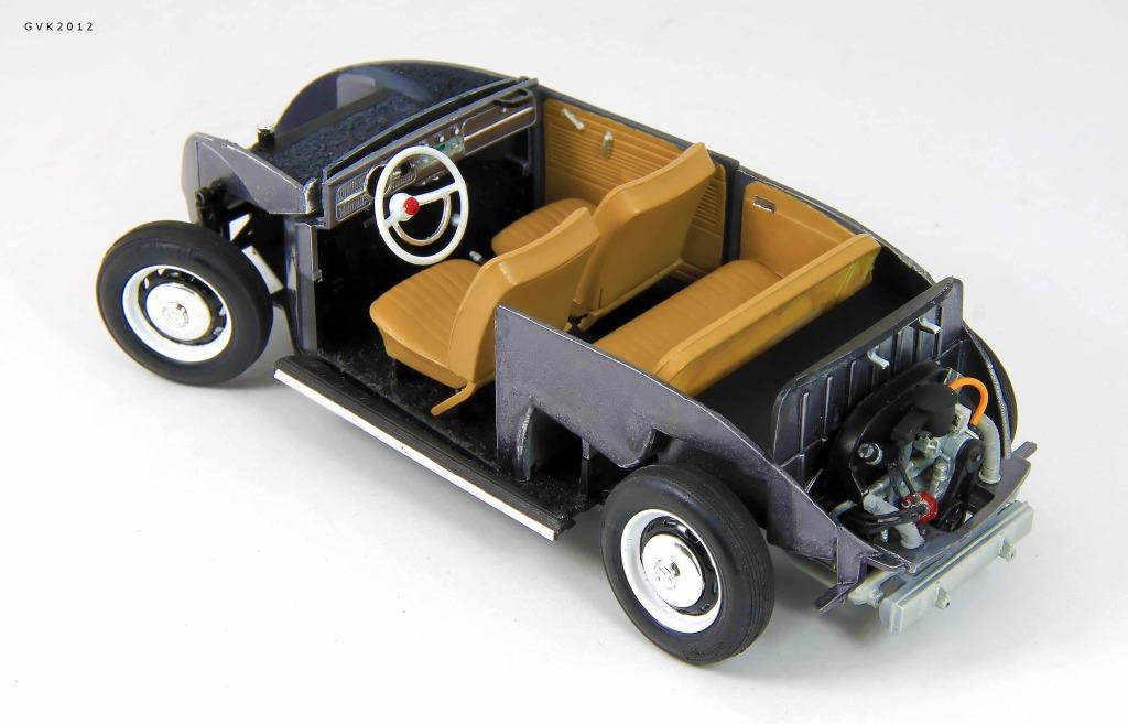 1966 Volkswagen Beetle 1300 Beetle31