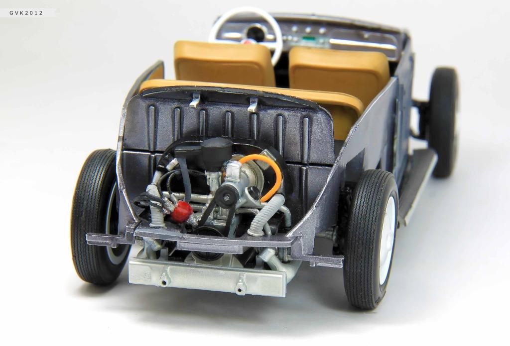 1966 Volkswagen Beetle 1300 Beetle33