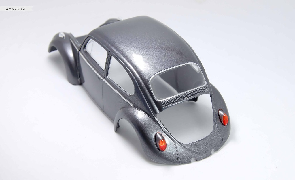 1966 Volkswagen Beetle 1300 Beetle35