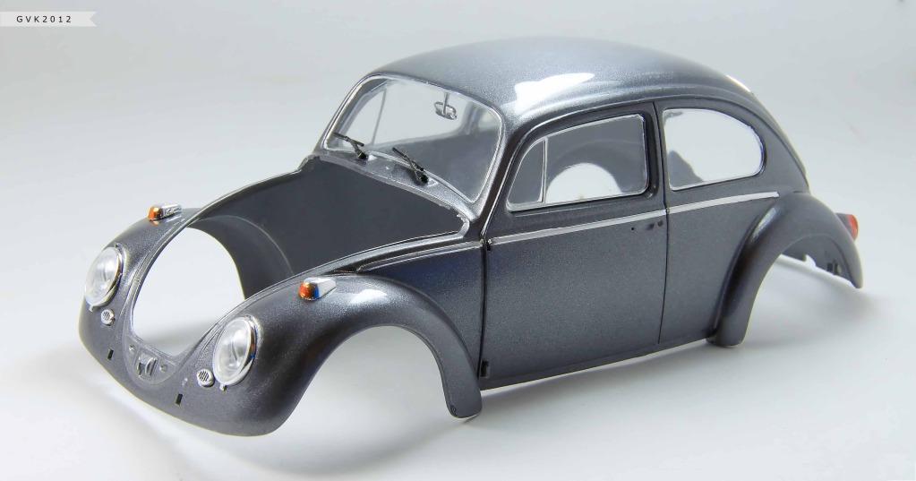 1966 Volkswagen Beetle 1300 Beetle36