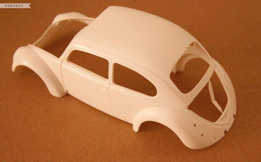 1966 Volkswagen Beetle 1300 Beetle4