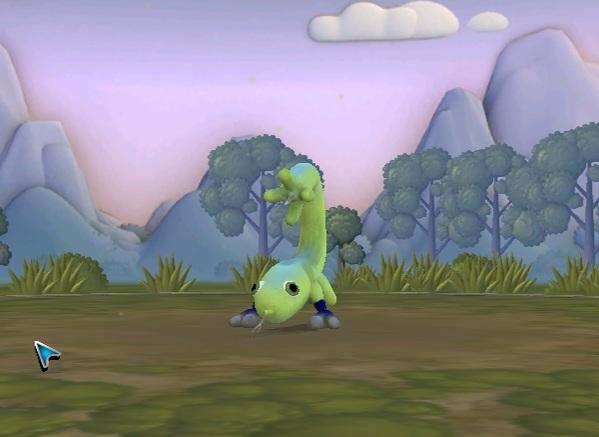 Mi primera criatura Ny2