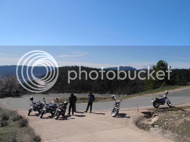 De nuevo ruta serrana P3230544