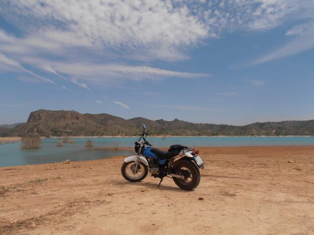 Ruta de los pantanos 14CENAJO