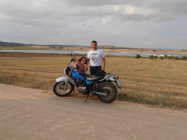 Ruta de los pantanos 19LAGUNAPETROLA