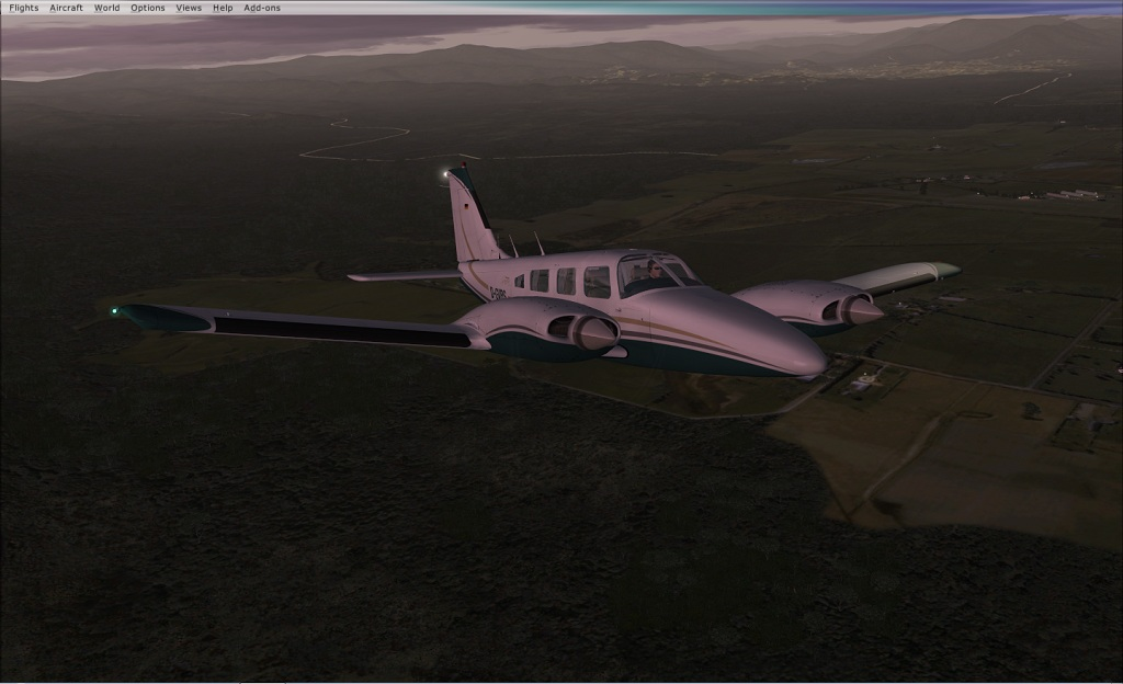 Meu Hangar CarenadoPA34-220TSenecaIIEMB-810C