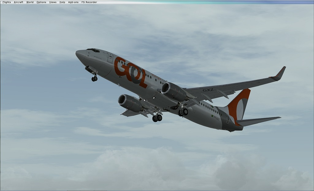 FSX com Sweetfx and Reshade 01