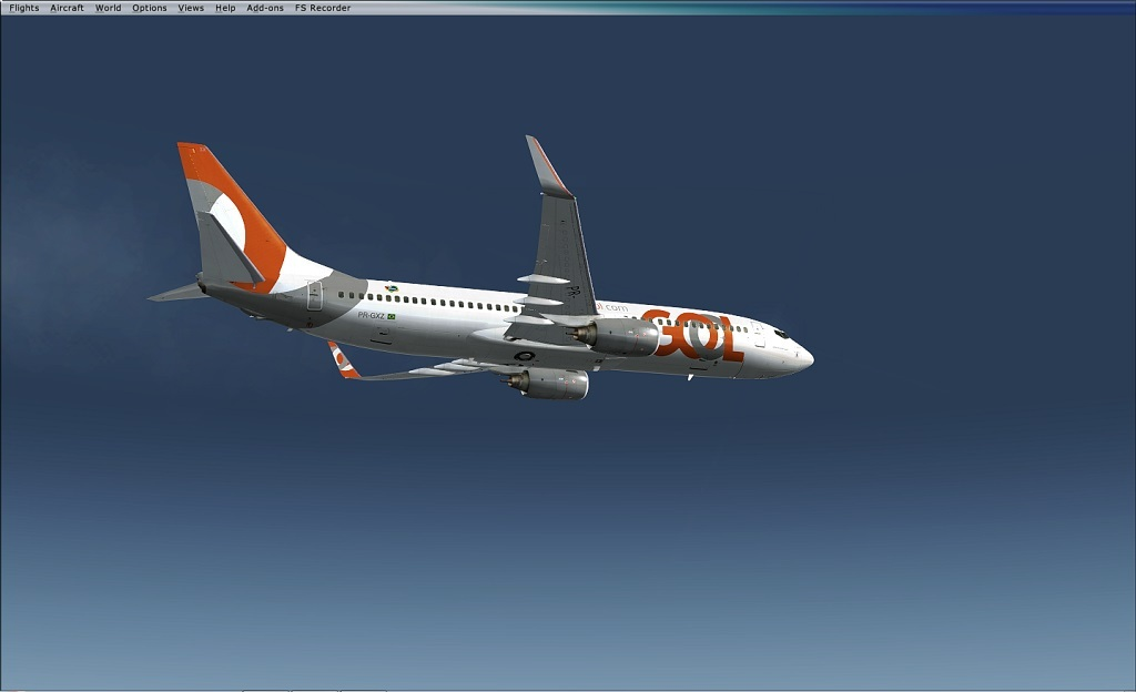FSX com Sweetfx and Reshade 010