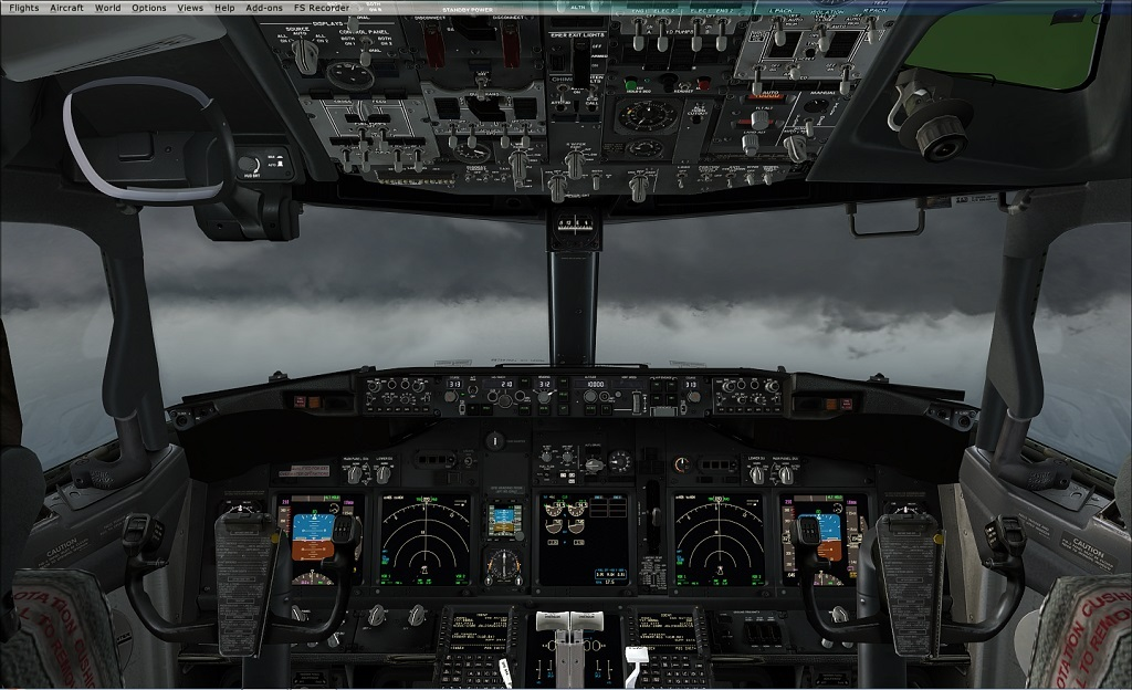 FSX com Sweetfx and Reshade 014