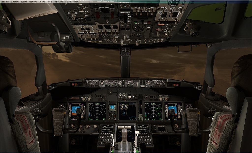 FSX com Sweetfx and Reshade 03