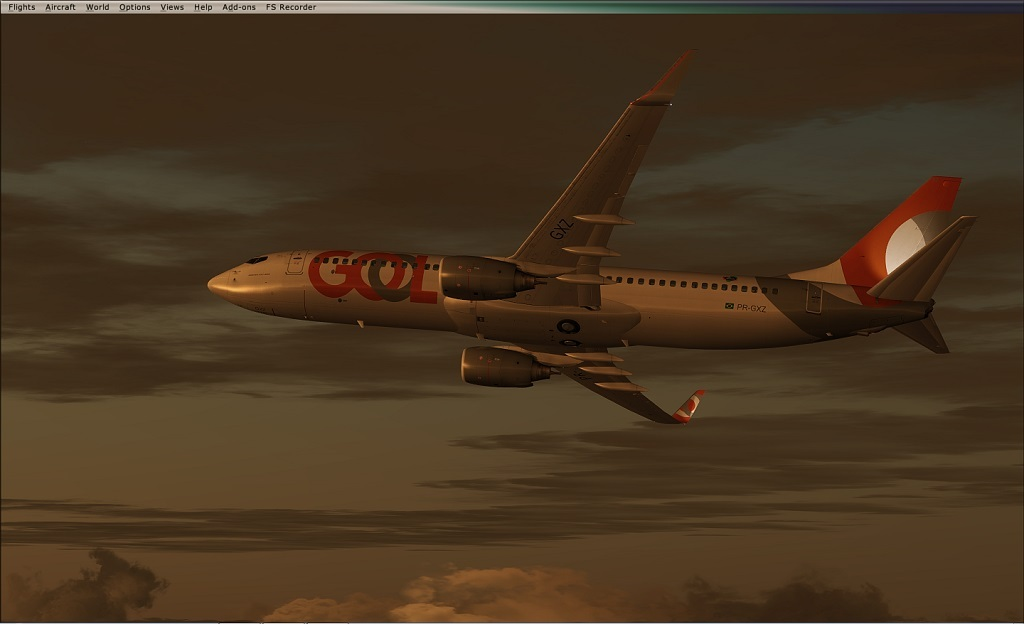 FSX com Sweetfx and Reshade 04