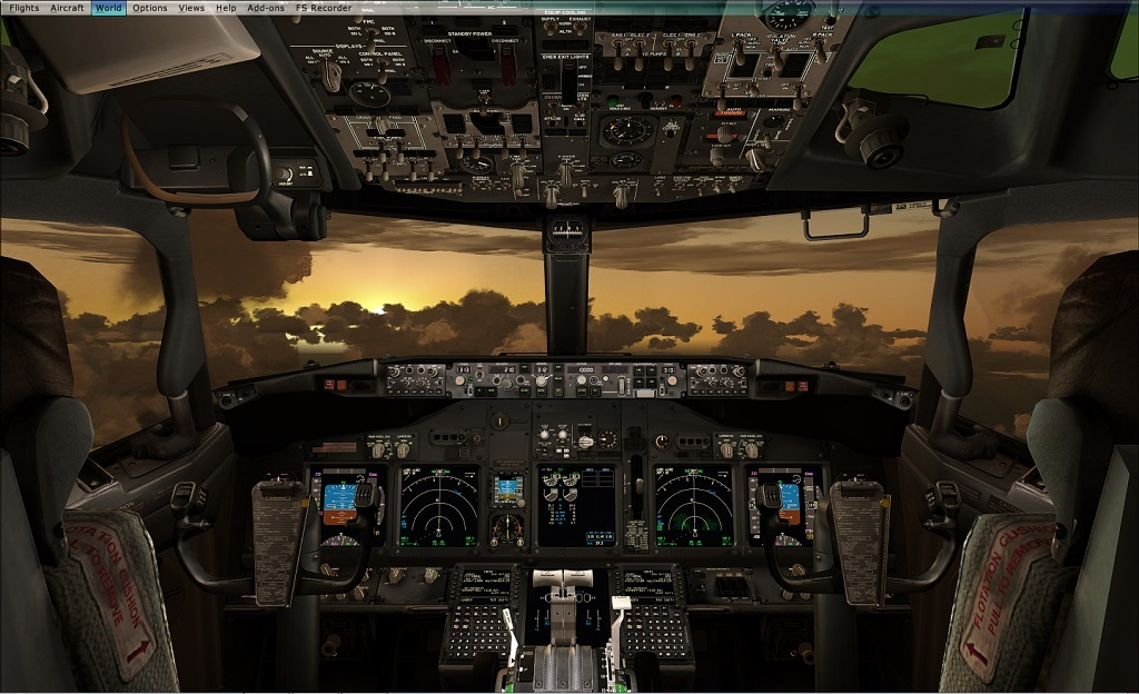 FSX com Sweetfx and Reshade 05