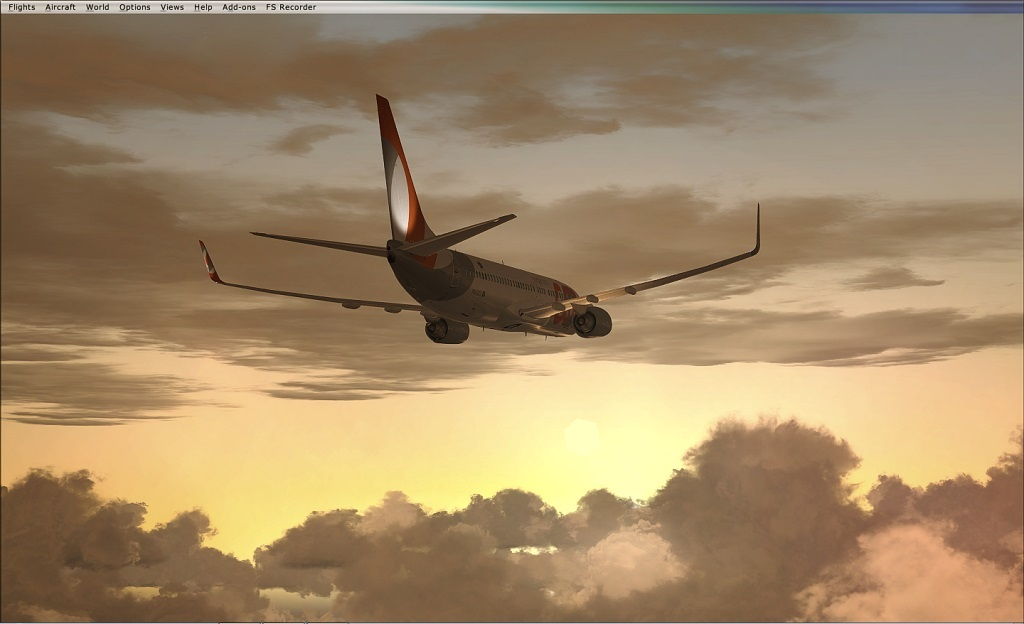 FSX com Sweetfx and Reshade 06